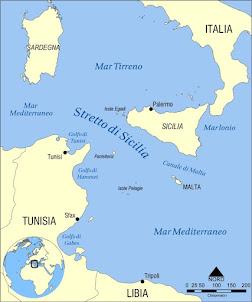 Usiamo le nostre navi militari per andare a prendere i barconi davanti alle coste libiche. Illogico
