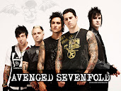 #2 Avenged Sevenfold Wallpaper