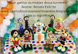 Sorteio no blog da Renata!
