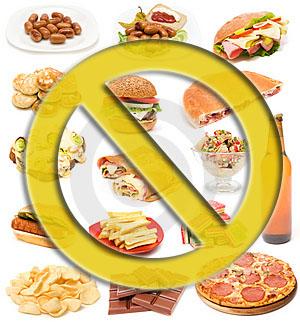 Makanan Pantangan Untuk Penderita Stroke