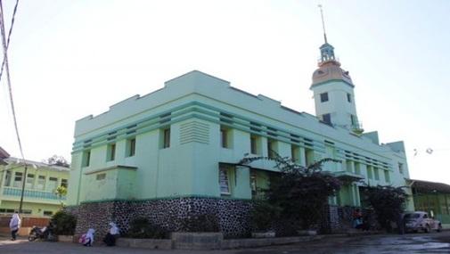 Kunjungi Masjid Cipari Garut syarat Sejarah