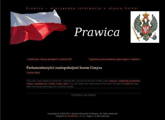 niezależna.pl, kłamstwo, pis, refleksje po 60-ce