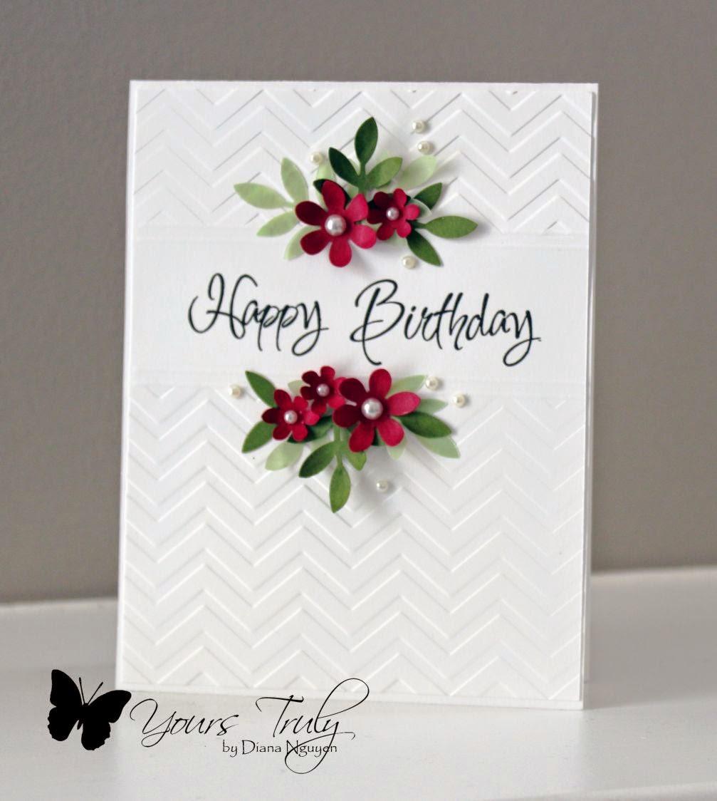 Diana Nguyen, CAS, birthday card