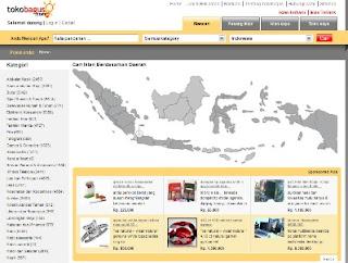 Berniaga.com dan TokoBagus Website Jual Beli Online Indonesia