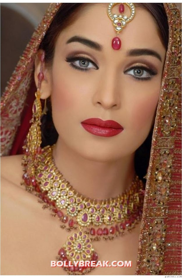 Indian Bollywood Style Makeup For Wedding U0026 Party Photos ~ Hot Women American Perspective