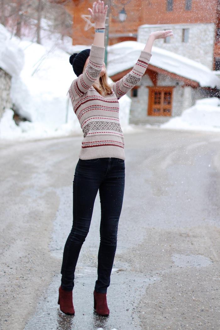 mode neige