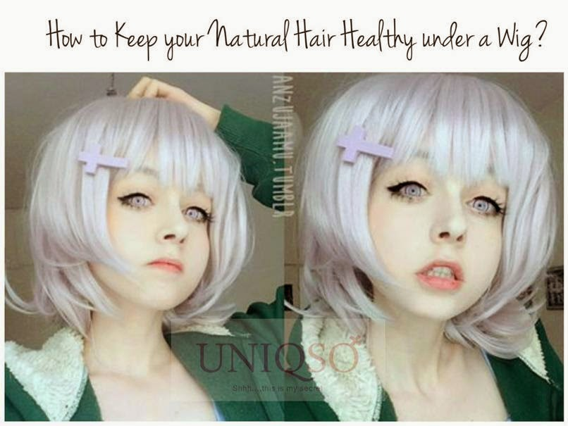 9 Tips to Grow your Hair Healthy When Wearing a Synthetic Wig in a Routine