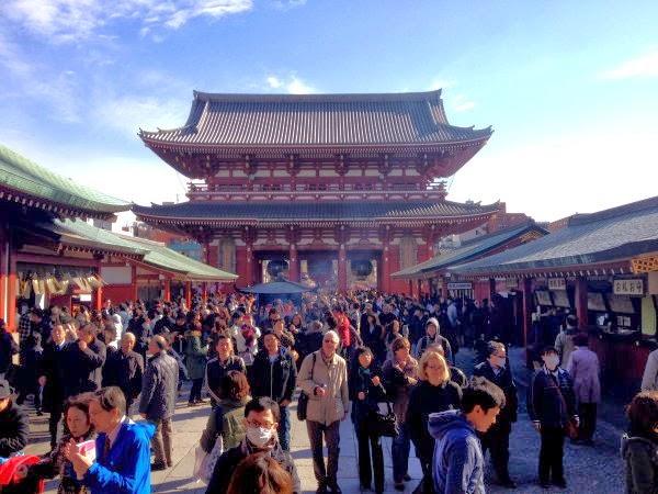 Templo de Senso-Ji