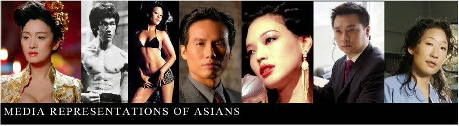Asian women in film stereotypes