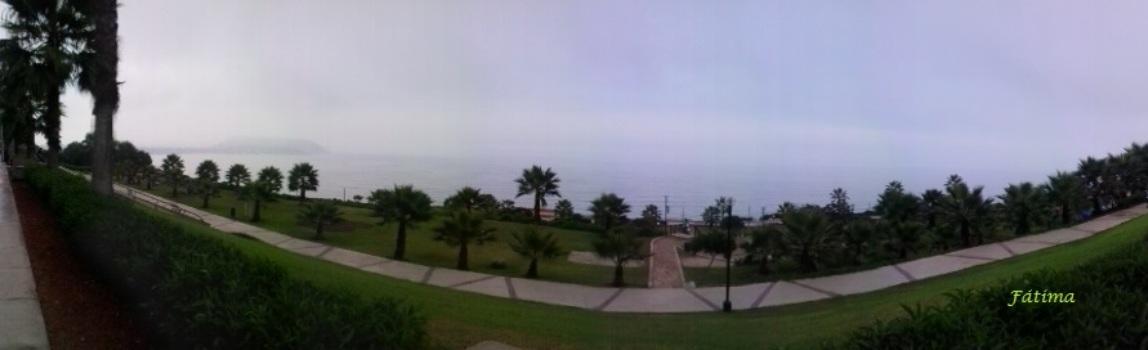 Panoramica del Parque Rabin