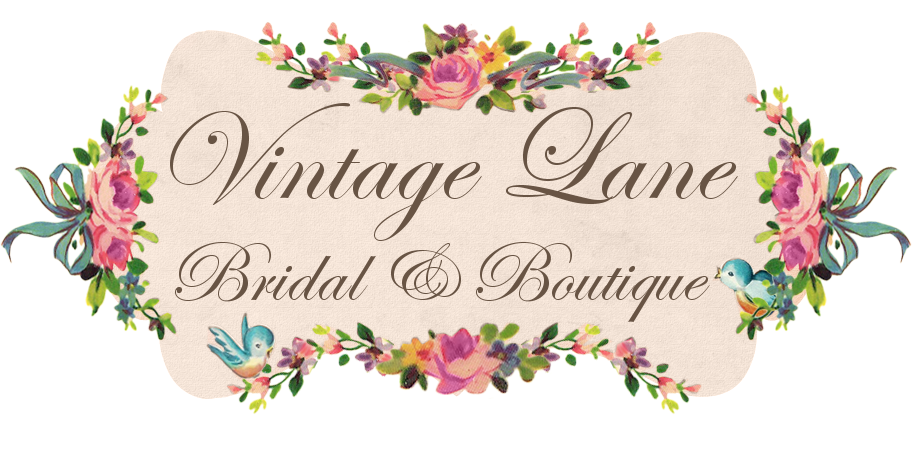 Vintage Lane Bridal Boutique |  Original Vintage & Boho Wedding Dresses