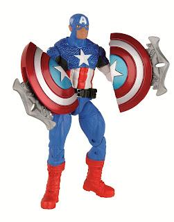 "Hasbro Avengers Assemble 3.75"" Captain America figure"