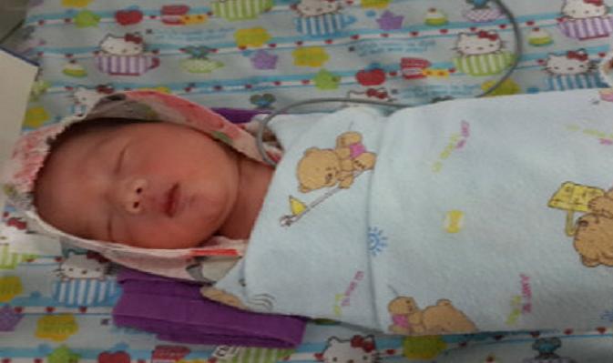 bayi baru lahir normal