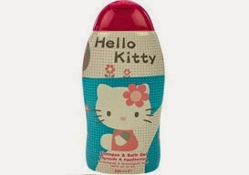 Hello Kitty Shampoo