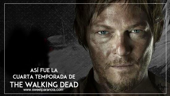 The Walking Dead: cuarta temporada | Miryam Artigas