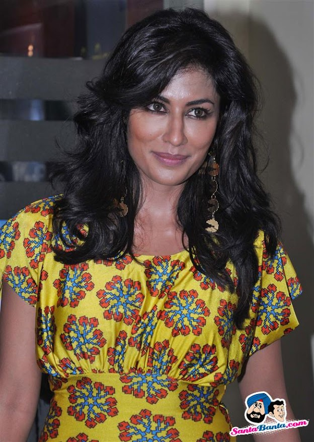 Chitrangada Singh in yellow dress - Chitrangada Singh Promotes Joker with Peta campaignr