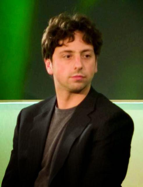 Gambar Sergey Brin