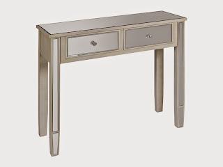 Mueble para el recibidor con espejos