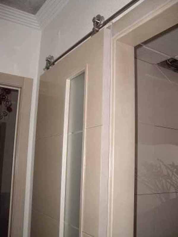 Cluberas sistema minimalista - Sistema puerta corredera ...