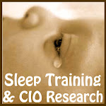 Cry -It-Out / Sleep Training