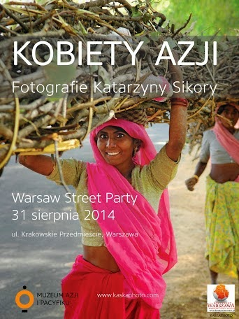 Muzeum na Warsaw Street Party