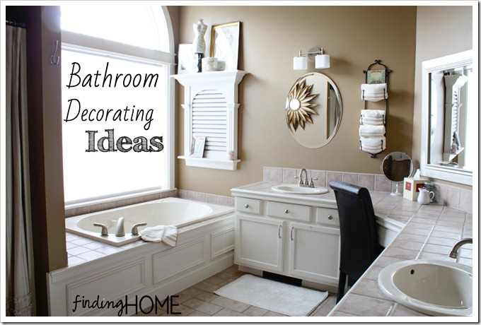 Pinterest Home Decorating Ideas | Bathroom Decorat decoration ideas ...