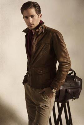 chaquetas de piel para hombre Massimo Dutti