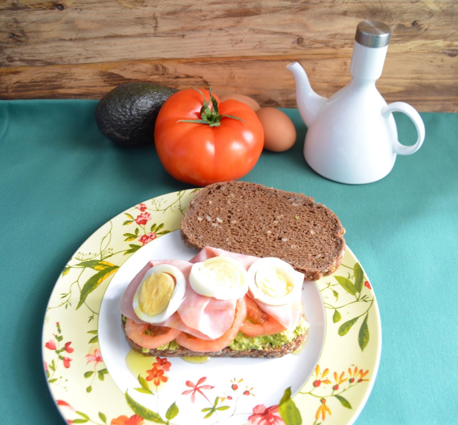 Las Delicias De Mayte Sandwich Fit