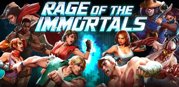 Rage of the Immortals Apk