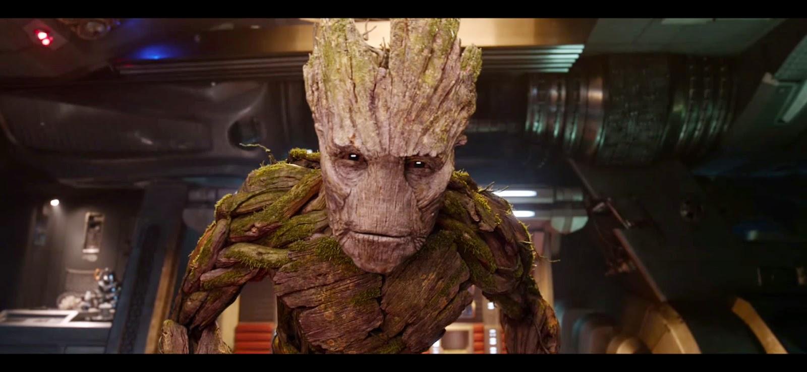 """""""Yo soy Groot yo soy Groot, yo soy Groot yo soy Groot yo soy Groot ;)"""""""