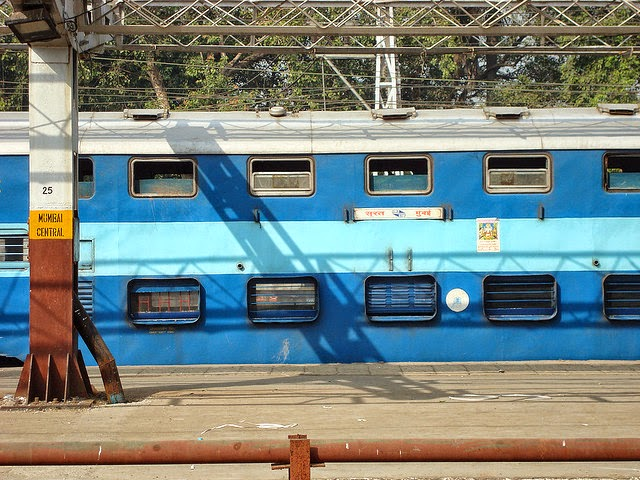 travel indian railway trains flying rani express