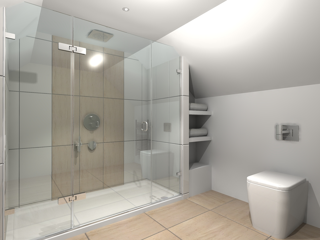 Balinea bathroom design blog wet rooms and walk in showers - Wet rooms in small spaces minimalist ...