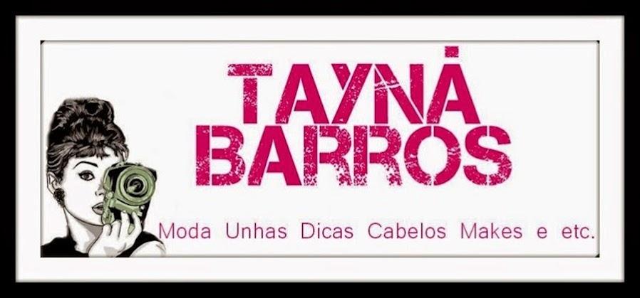 Tayná Barros
