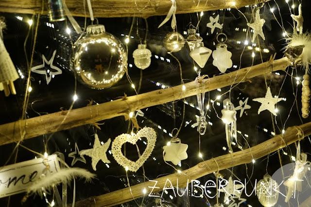 Edding, schwemmholz, weiss, silber, Tannenbaum, Weihnachten, homemade, diy