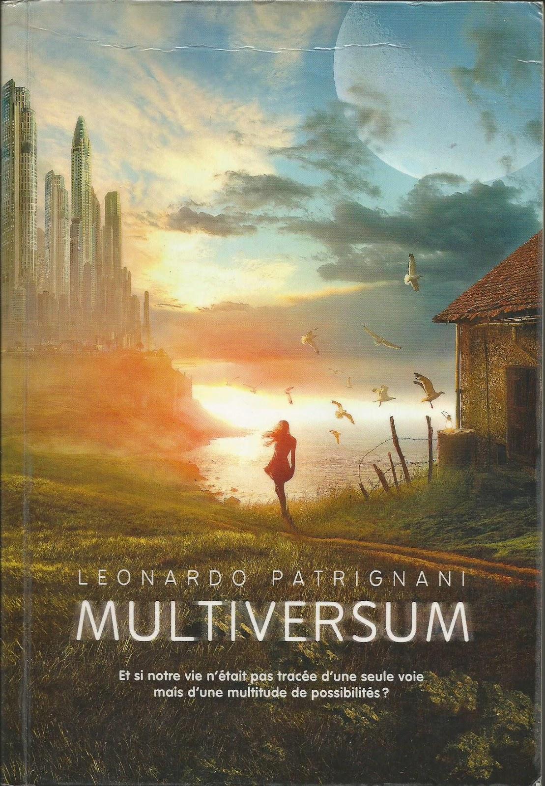 meilleure couverture 2014 Multiversum Les Mondes de Cassandre
