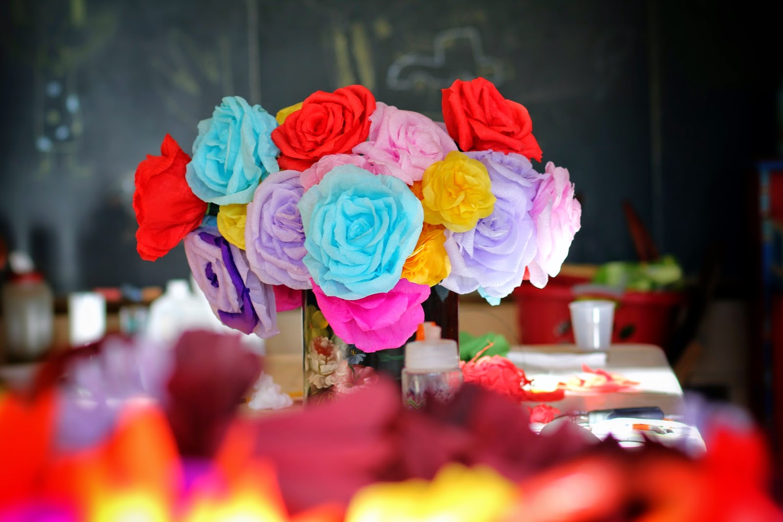 Salvation Sisters Papel De China Making A Variety Of Paper Flowers