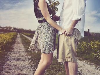 El amor eres tú. El amor soy yo cuando estoy contigo