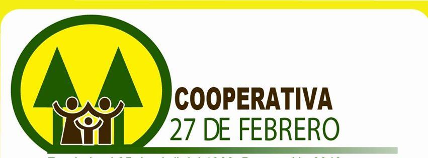 COOPERATIVA 27 DE FEBRERO