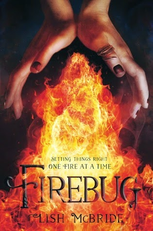 Firebug Lish McBride book cover