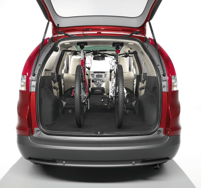 2014 Honda CR-V cargo area
