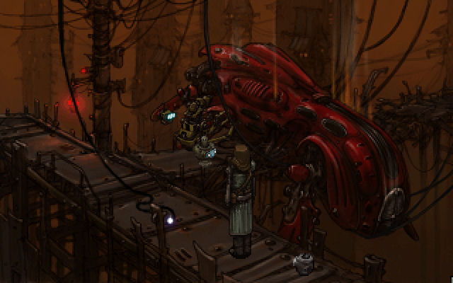 primshot1 Primordia PC Game