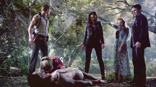 La muerte de Alcyde en True Blood 7x03