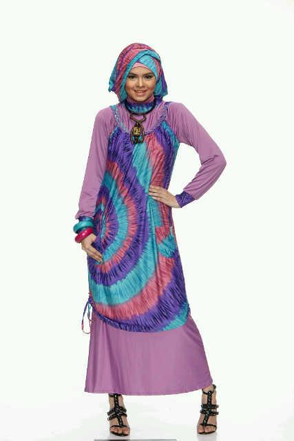 Model Baju Gamis Muslimah Terbaru Kumpulan Tips Dan