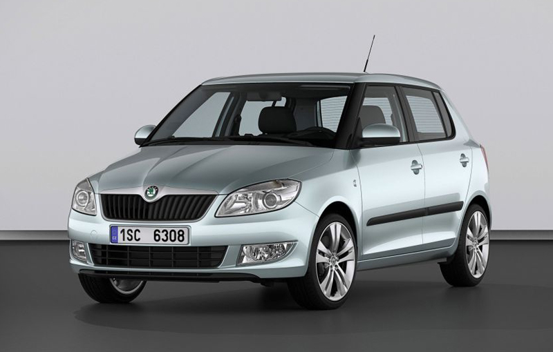 skoda fabia active price in india specs and review. Black Bedroom Furniture Sets. Home Design Ideas
