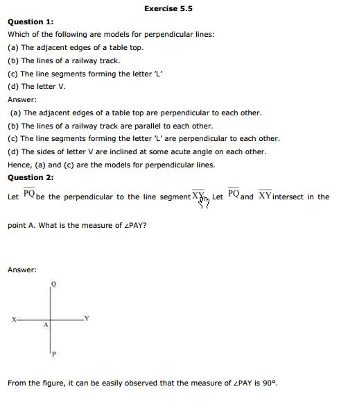 ncert solutions class 10 maths chapter 5 exercise 5 3