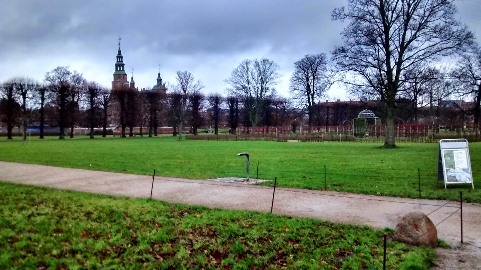 Kings garden Copenhagen