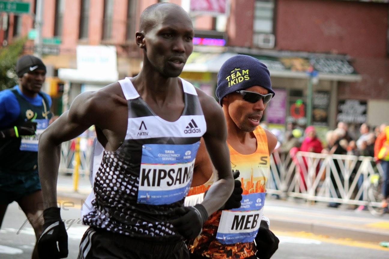 Capeon del Maratón de la Ciudad de Nueva York 2014