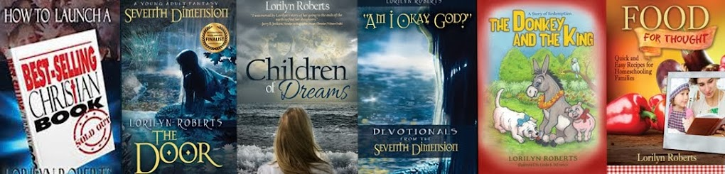 Christian Fantasy Author Lorilyn Roberts