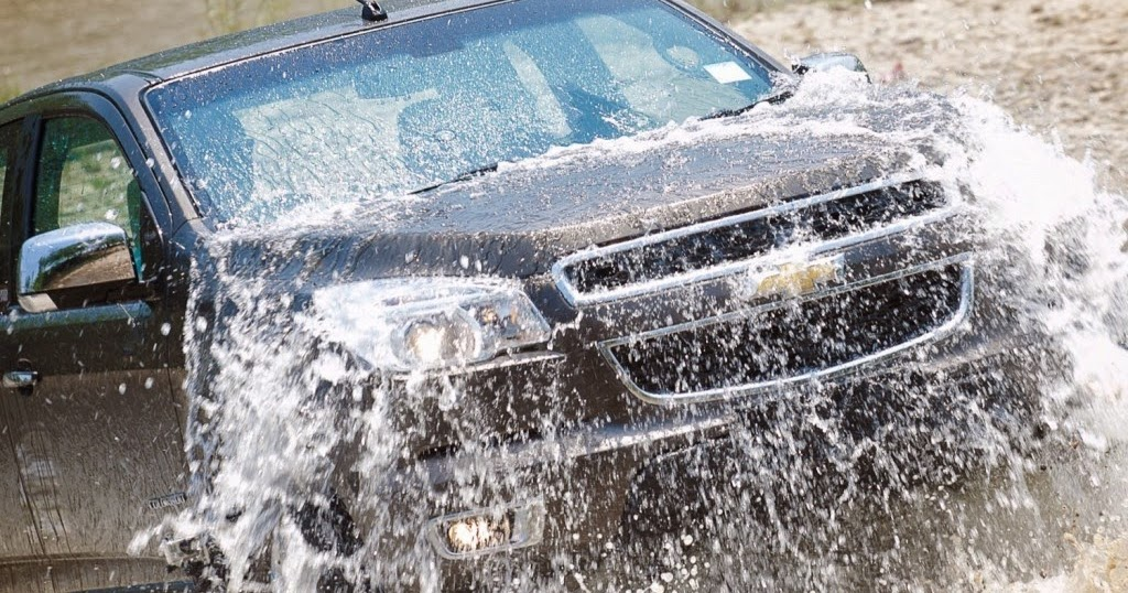 Graff Chevy >> I Love Graff Durand: Five Water Intrusion Tests Endured by the 2015 Chevy Colorado