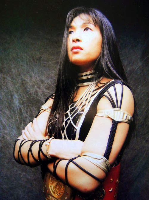 Japanese Female Wrestler Manami Toyota